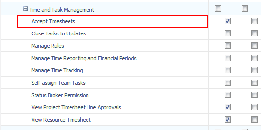 timesheet managers in project server 2013 sharepoint and project